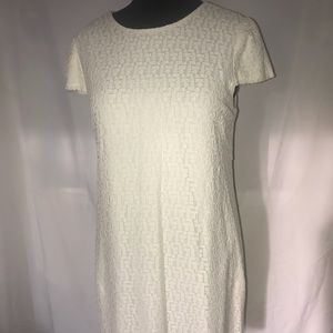 Dresses & Skirts - Ivory Colored Lace Dress. Spring Again